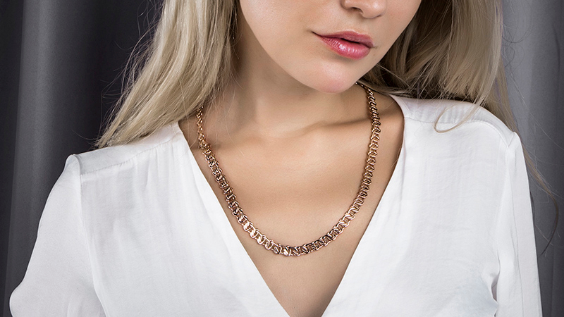 Stunning Necklace Chain For Women & Men